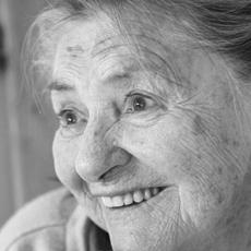 Senioren - Jahre ins Gesicht geschrieben